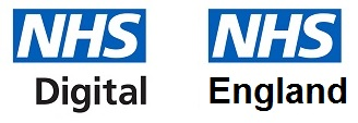 NHS Digital and NHS England logos, side by side